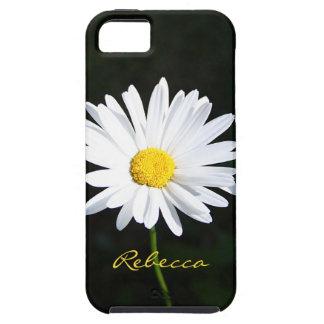 Personalized Shasta Daisy iPhone 5 Vibe Case