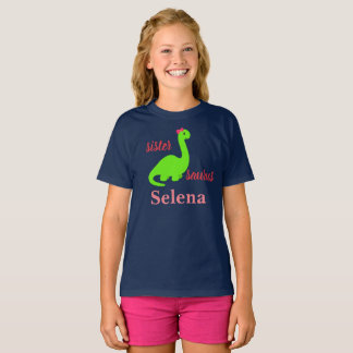 Personalized Sistersaurus Shirt