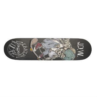 Personalized Skateboard