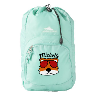 Personalized Sly Fox Backpack