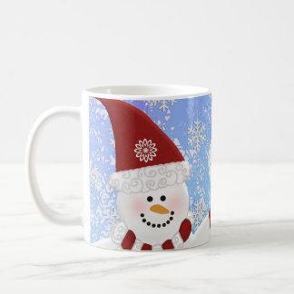 Personalized: Snowman Mug
