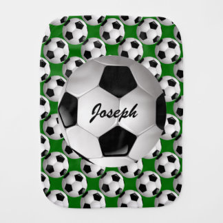 Personalized Soccer Ball on Football Pattern