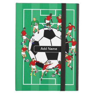 Personalized Soccer football Case For iPad Air