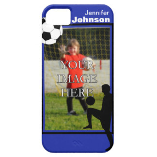 Personalized Soccer iPhone 5 Case