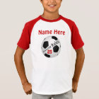 Personalized Soccer Jerseys for Kids, NAME, NUMBER T-Shirt