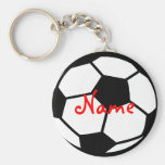 Personalized soccer keychains | Add your name