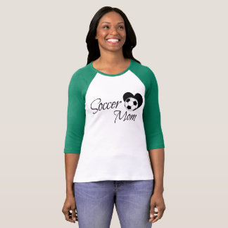 Personalized Soccer Mom Shirt with Name and #