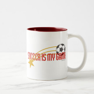 Personalized Soccer Star Mug