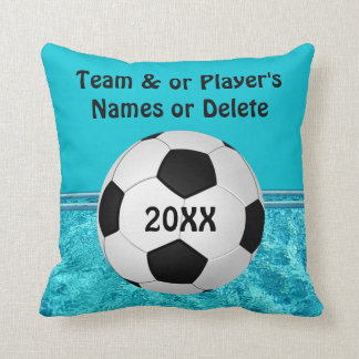 Personalized Soccer Team Gift Ideas, Soccer Pillow