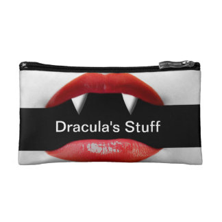 Personalized Special Effects Makeup Artist Cosmetic Bag