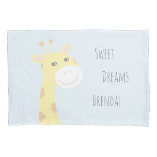 Personalized Standard Pillowcase, Kids & Nursery Pillowcase