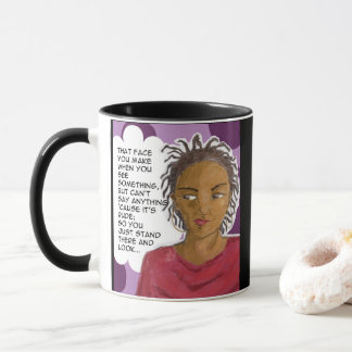 Personalized 'Stank Face' Mug