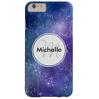 Personalized Starry Night Sky Barely There iPhone 6 Plus Case