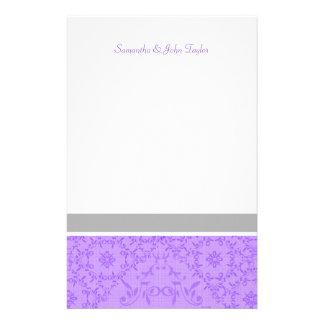 Personalized Stationary Wedding Thank You Notes Stationery