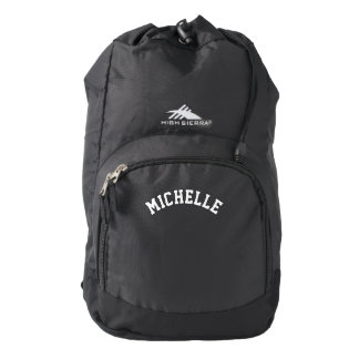 Personalized Superstar Backpack