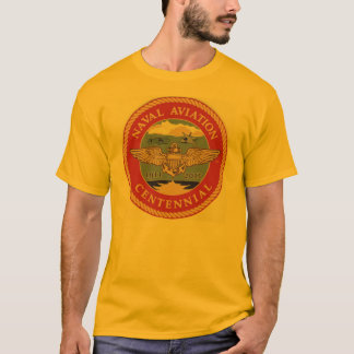 Personalized t-shirt Naval Aviation
