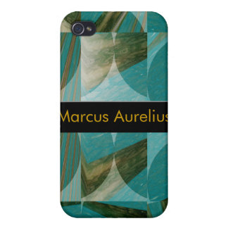 Personalized Tailored Abstract iPhone 4 case