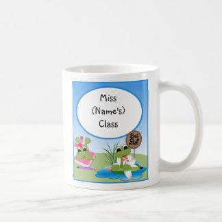 Personalized Teacher's Mug- Coffee Mug