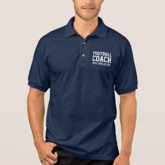 Personalized Team Coach II Polo Shirt