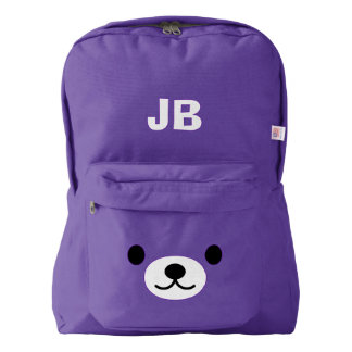 Personalized Teddy Bear Backpack for Kids