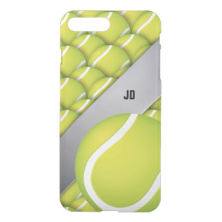 Personalized Tennis Pattern   Sport Gifts iPhone 8 Plus/7 Plus Case