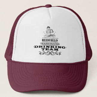 Personalized  Thanksgiving Drinking Team Hat