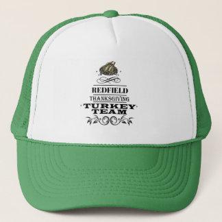 Personalized  Thanksgiving Turkey Team Trucker Hat