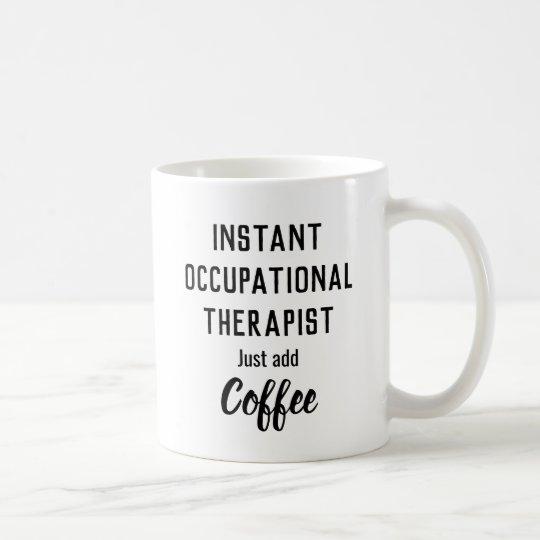 Personalized Therapist (Occupational, ABA, Speech) Coffee Mug