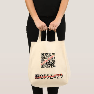 Personalized Tote Bag with your ZWOOKY-ID