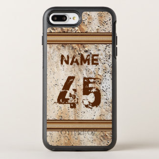 Personalized Tough Rustic Sports Phone Cases
