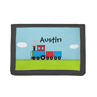 Personalized Train Wallet