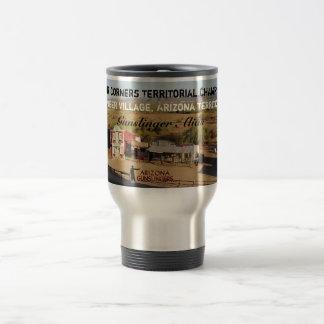 Personalized Travel Mug - Four Corners Territorial