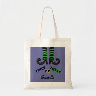 Personalized: Trick Or Treat Tote Bag