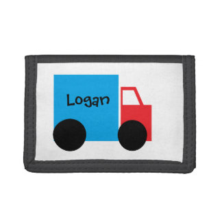 Personalized Truck Wallet