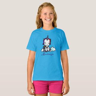 Personalized Unicorn Shirt