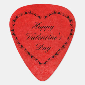 Personalized Valentine's Day Couples Guitar Pick