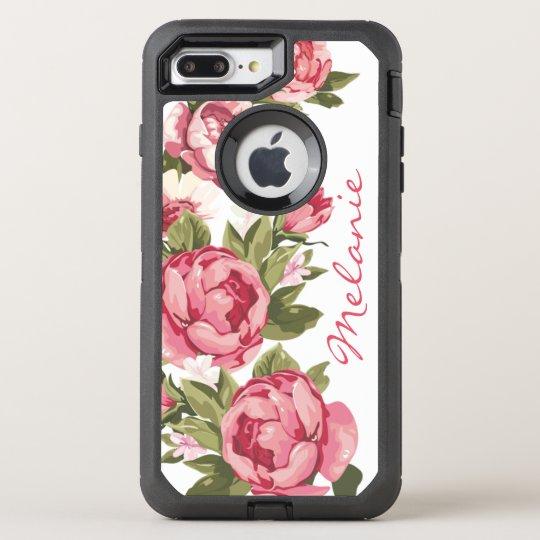 Pink Otterbox Iphone  Plus