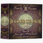 Personalized Vintage Family Recipe Cookbook Binder