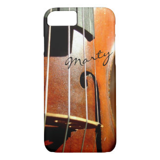 Personalized Violin Music iPhone 7 Case