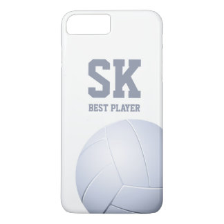 Personalized Volleyball Best Player | Sport Gifts iPhone 8 Plus/7 Plus Case