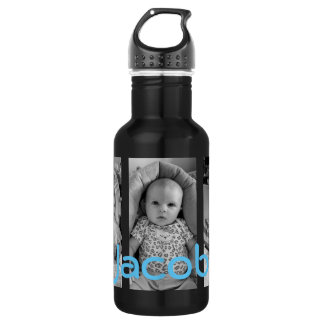 Personalized Water Bottle, Add Your Pictures! 532 Ml Water Bottle