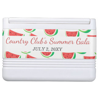Personalized Watermelon Pattern Summer Party
