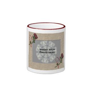 Personalized Wedding Photo Coffee Mug