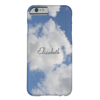 Personalized Whimsical Cloud Phone Case
