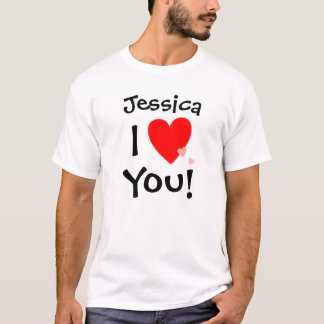 Personalized Will You Marry Me Marriage Proposal T-Shirt