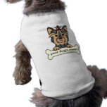 Personalized Yorkie Pet T-shirt