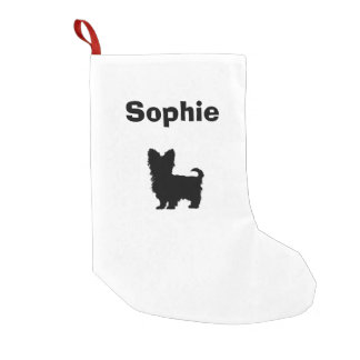 Personalized Yorkshire Terrier Stocking
