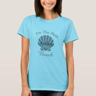 PersonalizedI'm the Main Beach Bride Shirt