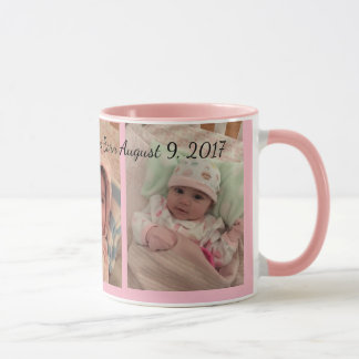 Personally Designed Adorable Baby Mug