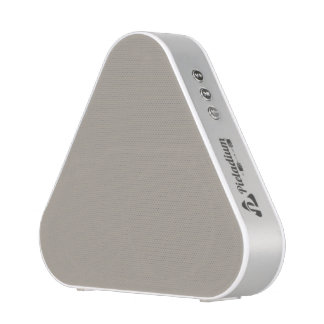 Personnaliser de couleur solide de Greige il Haut-parleur Bluetooth